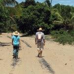 L'équipe d'Antsiva au Mozambique