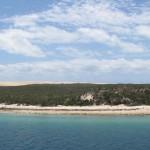 Ile du Mozambique avec le voilier Antsiva