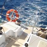 Le voilier Antsiva à Nosy be