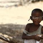 Enfant à Nosy Komba