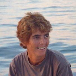 Anne, second à bord et chef en cuisine