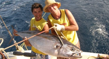 Pêche à Nosy Be - Madagascar