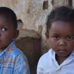 Enfants à Moéhli