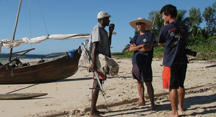 Quel langue parle t'on à Madagascar ?