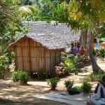 Village de Nosy Iranja