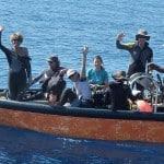 Bateau de plongée d'Antsiva