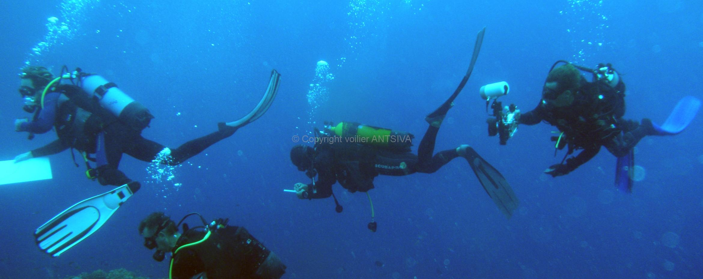 Plongée à Madagascar
