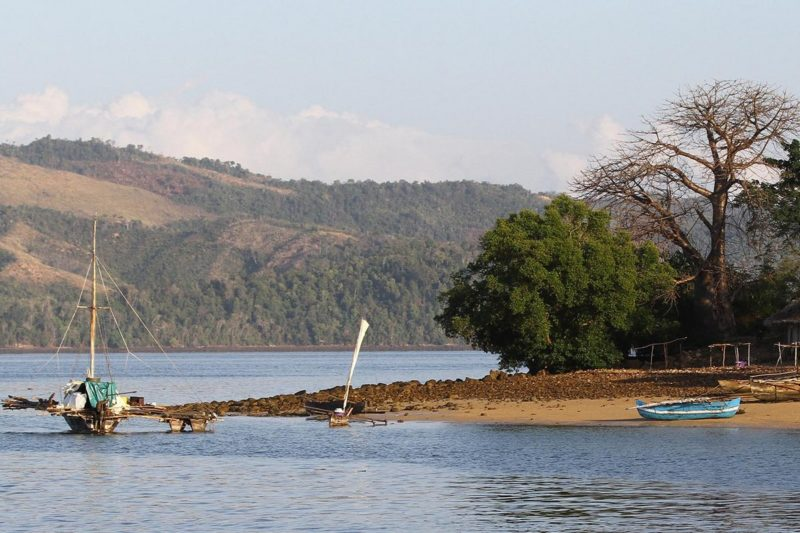 Nosy Mamoko et village